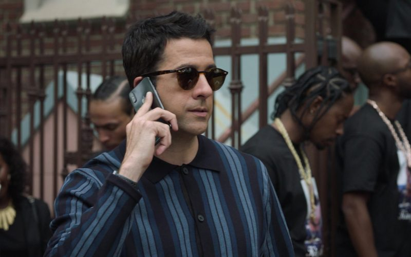 Apple iPhone Smartphone Used by Troy Garity as Jason in Ballers