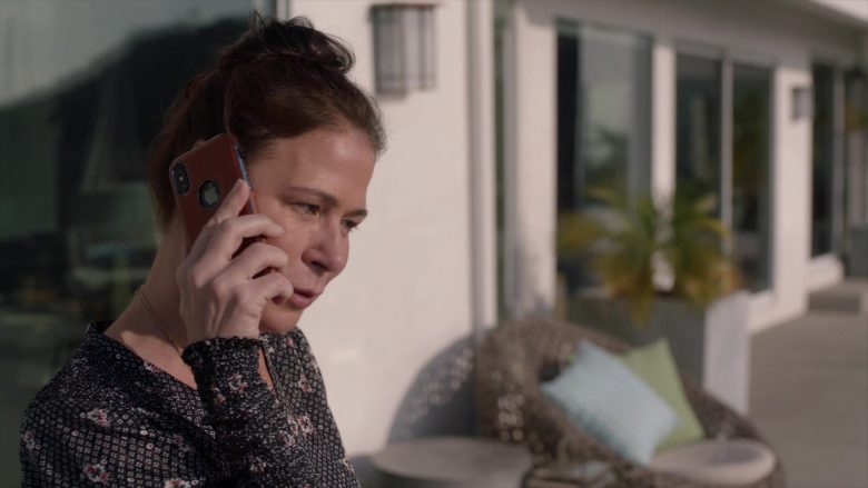 Apple iPhone Used by Maura Tierney in The Affair - Season 5, Episode 3 (2019) - TV Show Product Placement