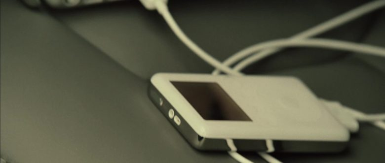 Apple iPod Media Player in Blade: Trinity (2004) - Movie Product Placement