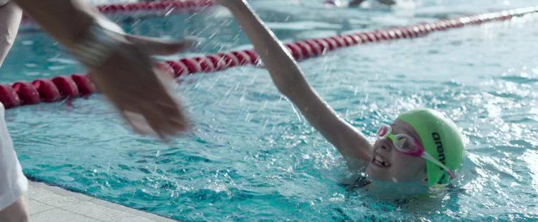 Arena Swimming Cap in Crawl (2)