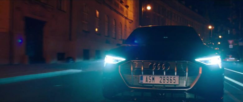 Audi Q8 Cars in Spider-Man: Far From Home (2019) - Movie Product Placement
