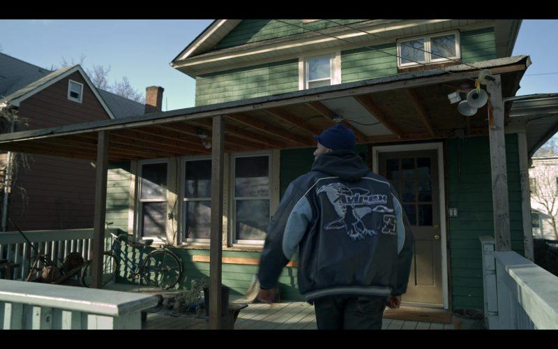 Avirex Jacket in Wu-Tang An American Saga (1)
