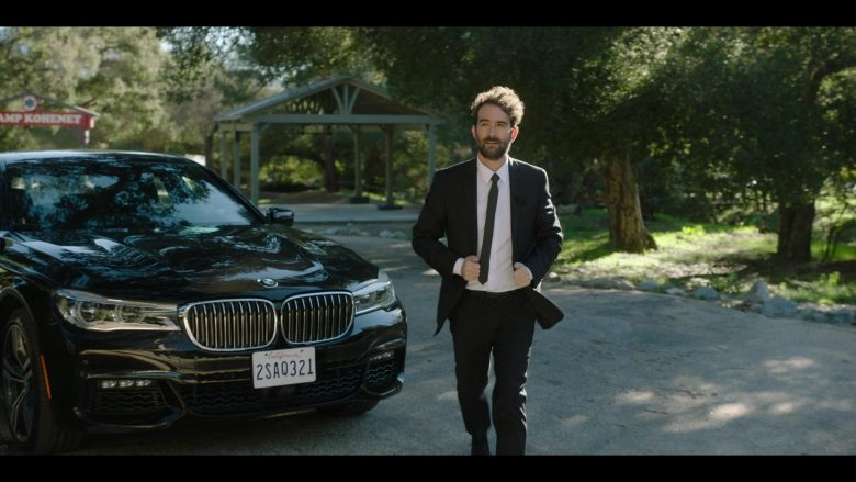 BMW Car in Transparent – Season 5 Episode 1