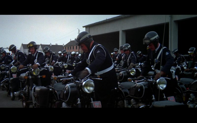 BMW R 60-2 Motorcycles in Le Mans