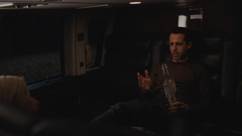 """Belvedere Vodka in Succession - Season 2, Episode 5, """"Tern Haven"""" (2019) - TV Show Product Placement"""
