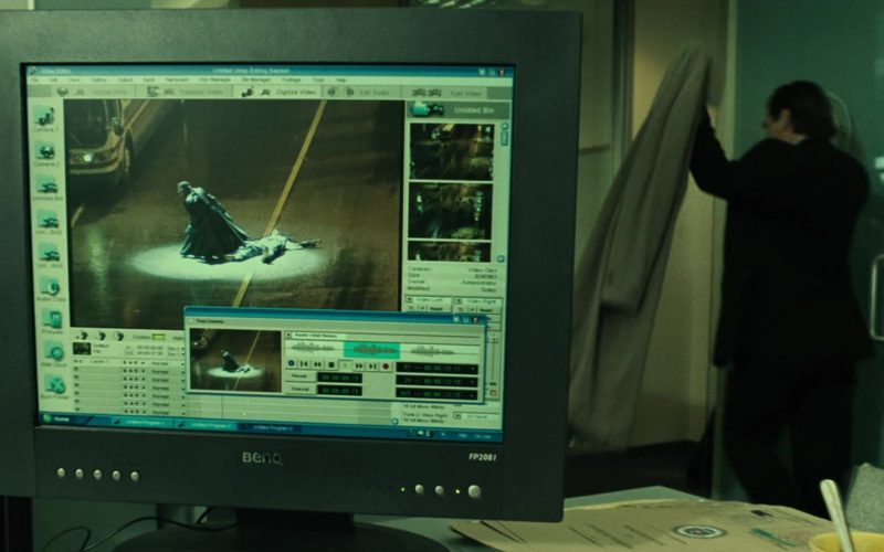 Benq Monitor in Blade Trinity (2)