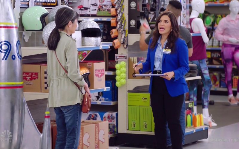 Biltwell Inc. in Superstore – Season 5 Episode 1 Cloud 9.0