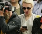 Blackberry Smartphone Used by Kate McKinnon and Nikon Camera...