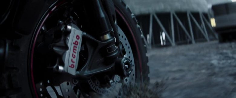 Brembo Motorcycle Brakes in Fast & Furious Presents Hobbs & Shaw (2)