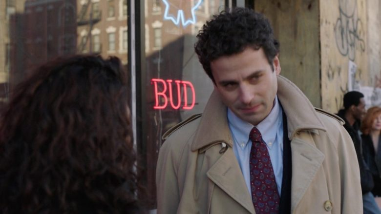 "Budweiser Beer Sign in The Deuce - Season 3, Episode 1, ""The Camera Loves You"" (2019) - TV Show Product Placement"