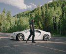 Bugatti Chiron White Sports Car in Saint-Tropez by Post Malone (19)