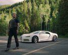 Bugatti Chiron White Sports Car in Saint-Tropez by Post Malone (6)