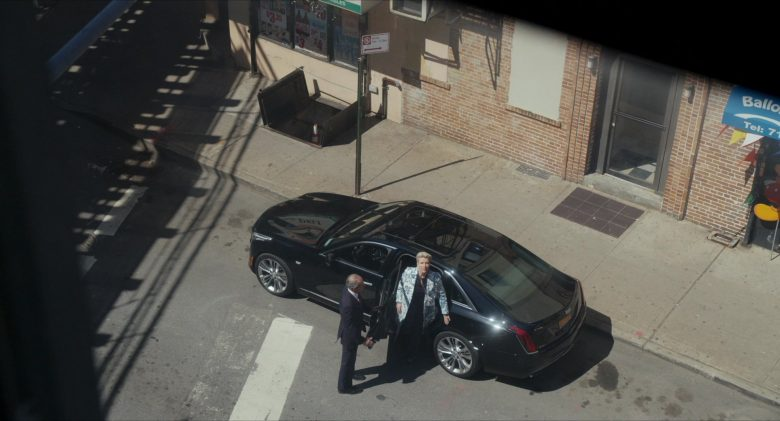 Cadillac Black Car in Late Night (2019) - Movie Product Placement