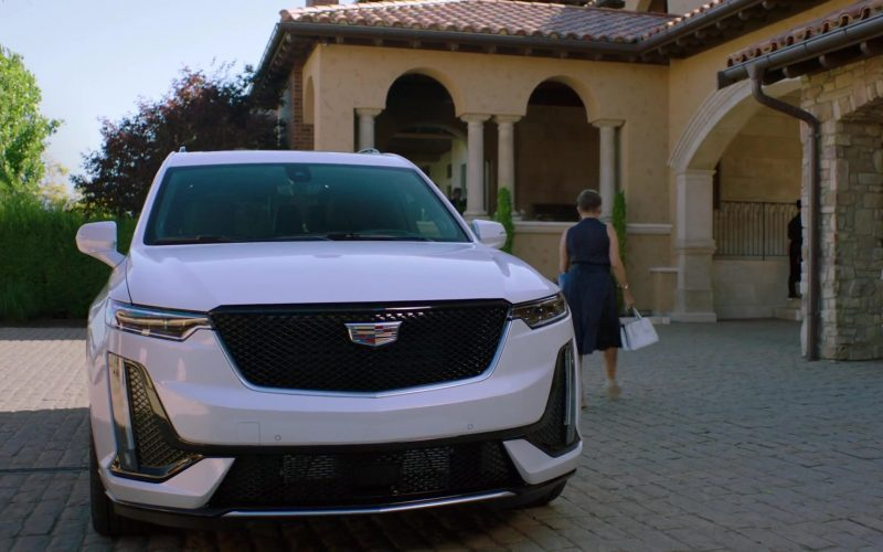 Cadillac XT6 White Car in BH90210 (3)
