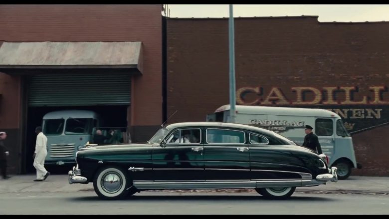 Cadillac Logo in The Irishman (2019) - Movie Product Placement