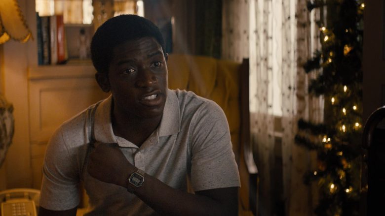 """Casio Watch Worn by Damson Idris in Snowfall - Season 3, Episode 10, """"Other Lives"""" (2019) - TV Show Product Placement"""