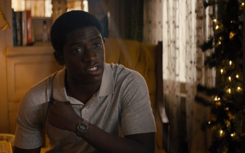 Casio Watch Worn by Damson Idris in Snowfall (1)
