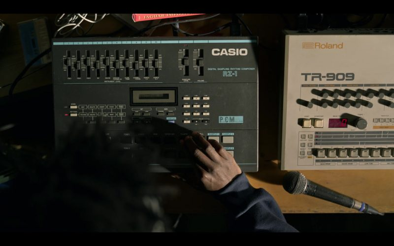 Casio and Roland in Wu-Tang An American Saga