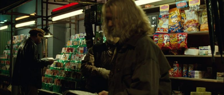Cheetos and Doritos Chips in Blade: Trinity (2004) - Movie Product Placement