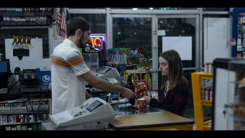 Cheez-It Crackers and Pringles Chips in Unbelievable - Season 1, Episode 6 (2019) - TV Show Product Placement
