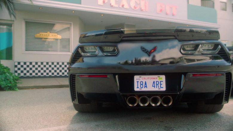 "Chevrolet Corvette Stingray Car in BH90210 - Season 1, Episode 6, ""The Long Wait"" (2019) - TV Show Product Placement"