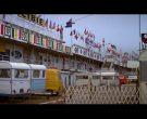 Cibie, BP, Elf, Gulf, Ford in Le Mans (1971)