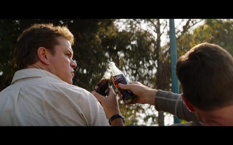 Coca-Cola Soda Enjoyed by Christian Bale as Ken Miles and by Matt Damon as Carroll Shelby (4)