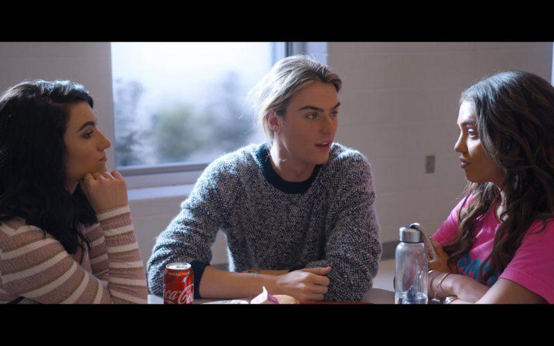 Coca-Cola Soda Enjoyed by Luke Eisner in Tall Girl (1)