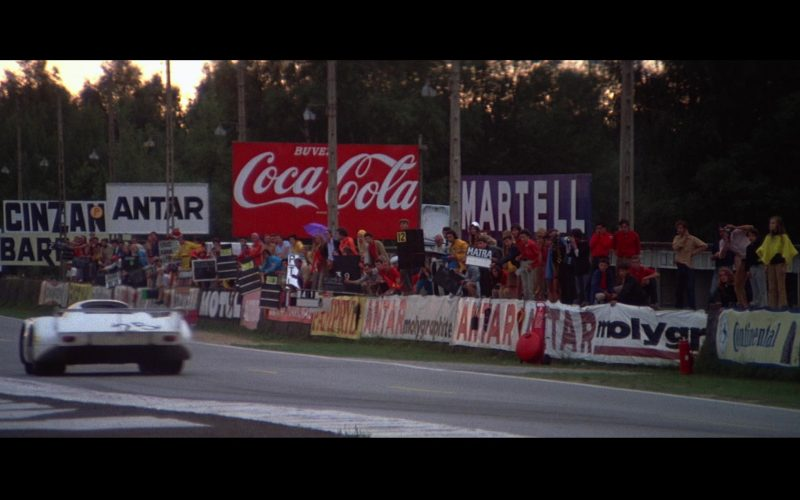 Coca-Cola and Martell in Le Mans (1)