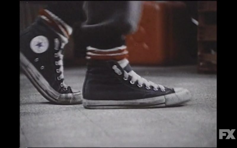Converse Shoes in American Horror Story