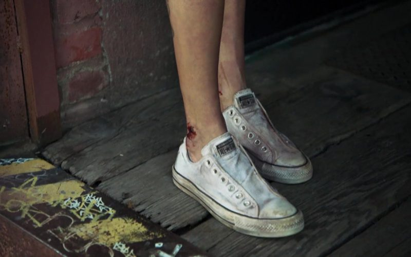 Converse Shoes in Mayans M.C.