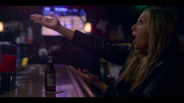 Coors Beer Enjoyed by Toni Collette in Unbelievable - Season 1, Episode 6 (2019) - TV Show Product Placement