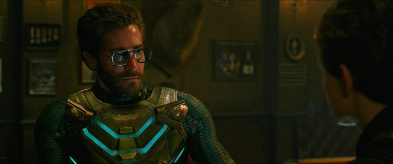 DITA Flight 006 Aviator Sunglasses Worn by Jake Gyllenhaal as Mysterio in Spider-Man: Far From Home (2019) - Movie Product Placement