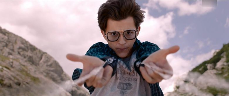 DITA Flight 006 Aviator Sunglasses Worn by Tom Holland in Spider-Man: Far From Home (2019) - Movie Product Placement