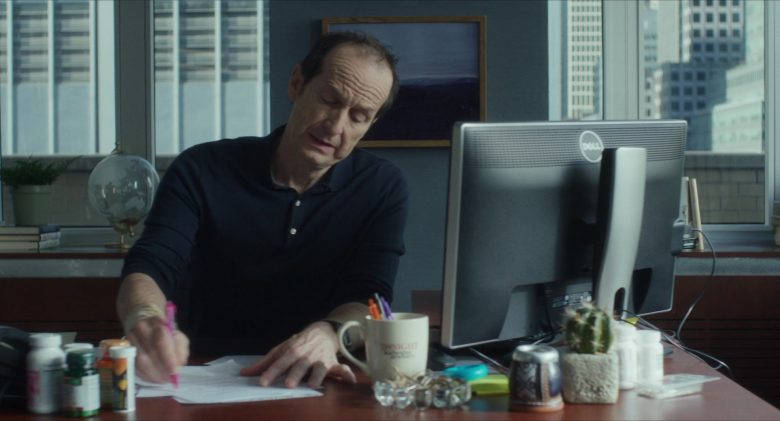 Dell All-In-One Computer Used by Denis O'Hare in Late Night (2019) Movie