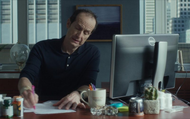 Dell All-In-One Computer Used by Denis O'Hare in Late Night