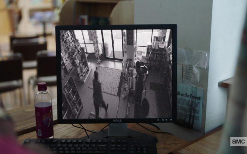 Dell Computer Monitor in Lodge 49