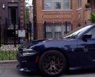 Dodge Charger SRT Blue Car in Chicago P.D (3)