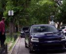 Dodge Charger SRT Blue Car in Chicago P.D (5)