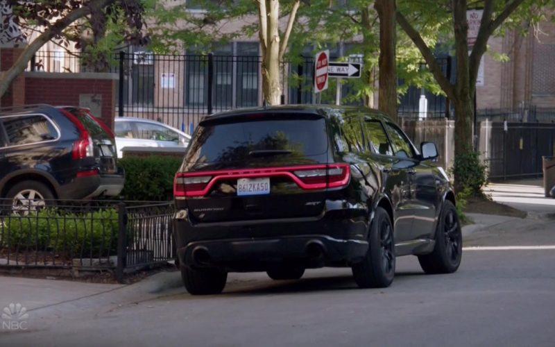 Dodge Durango SRT Car in Chicago P.D.