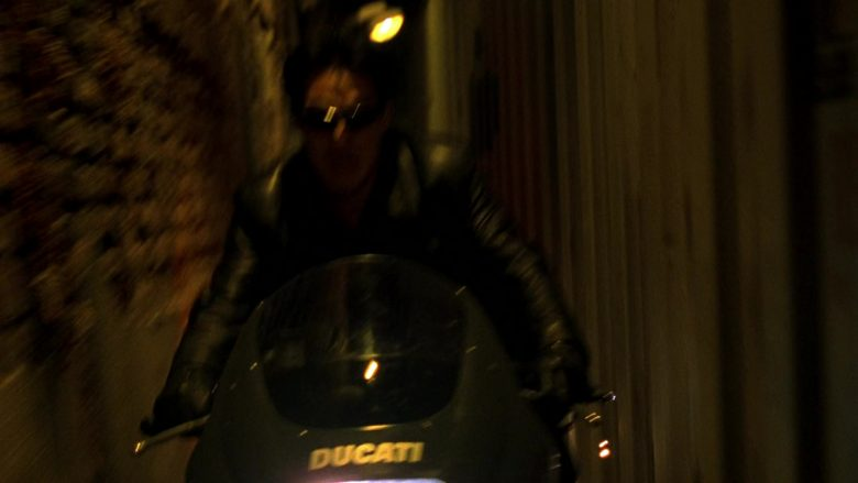 Ducati Motorcycles in Blade 2 (2002) - Movie Product Placement