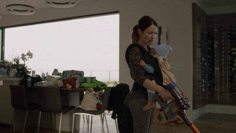 Dyson Vacuum Cleaner Used by Julia Goldani Telles in The Affair - Season 5 Episode 5 (2019) - TV Show Product Placement