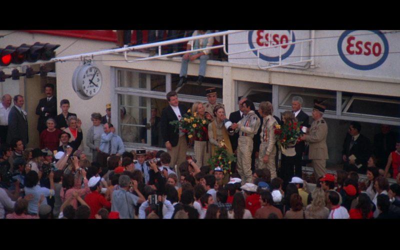 Esso in Le Mans