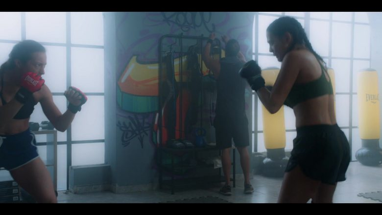 Everlast MMA Fight Gloves in The I-Land - Season 1, Episode 6 (2019) - TV Show Product Placement