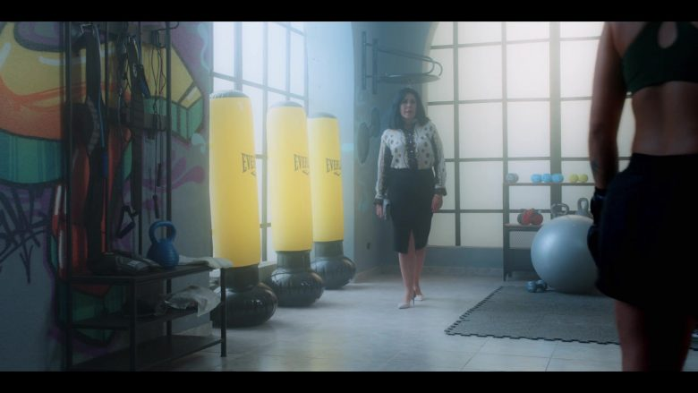 Everlast Punching & Heavy Bags in The I-Land - Season 1, Episode 6 (2019) - TV Show Product Placement