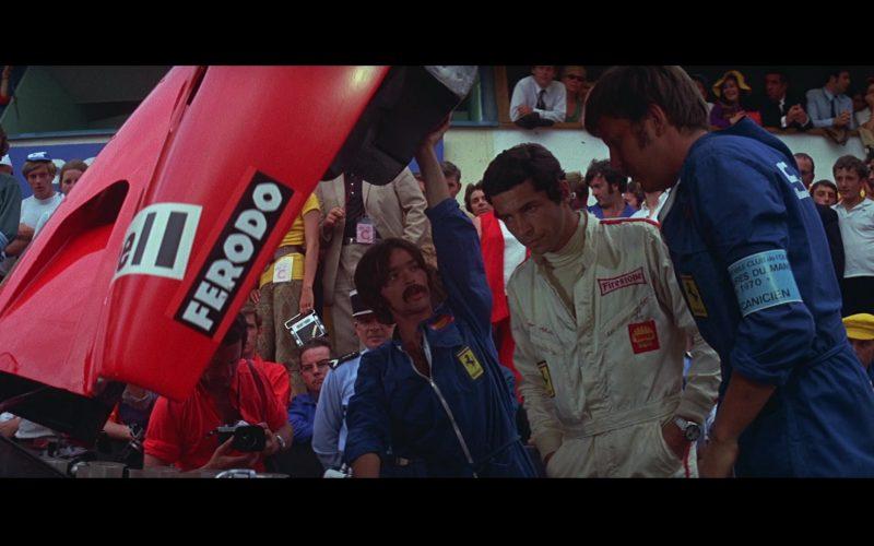 Ferrari, Ferodo, Firestone in Le Mans