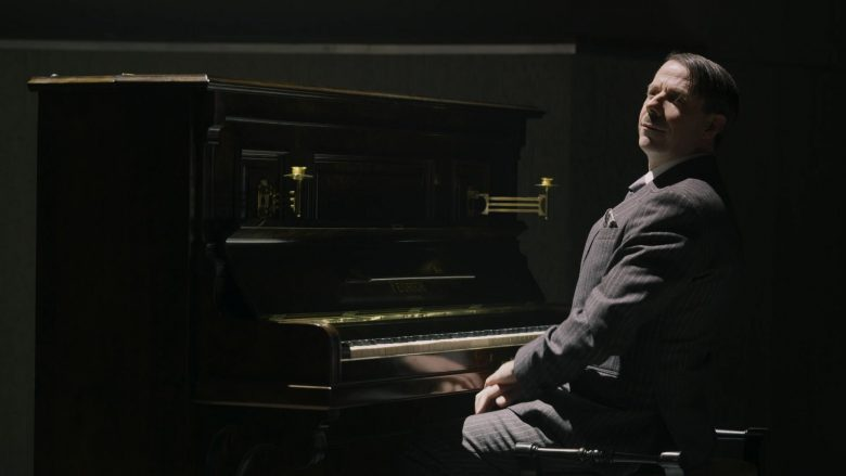 """Feurich Piano Used by Hitler in Preacher - Season 4, Episode 7, """"Messiahs"""" (2019) - TV Show Product Placement"""