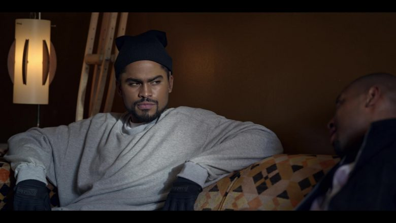 """Franklin Gloves Worn by Dave East in Wu-Tang: An American Saga - Season 7 Episode 6 """"Impossible"""" (2019) - TV Show Product Placement"""