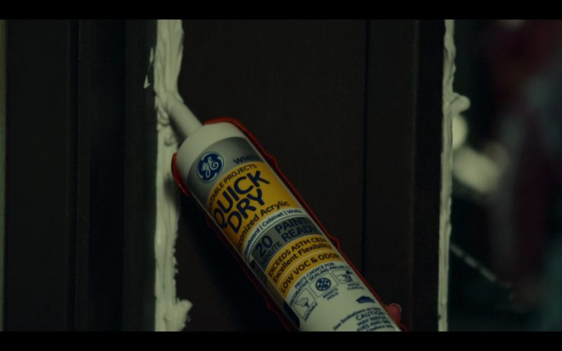 GE Quick Dry 10.1-fl oz White Paintable Latex Caulk in Between Two Ferns The Movie