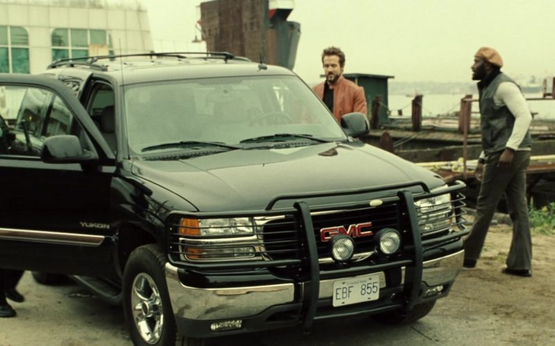GMC Yukon Car in Blade Trinity (1)